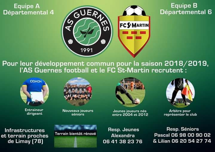 AS Guernes FC St Martin