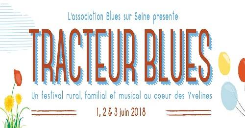tracteur blues