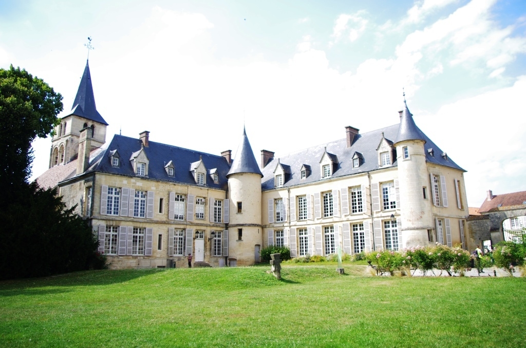 chateau de themericourt